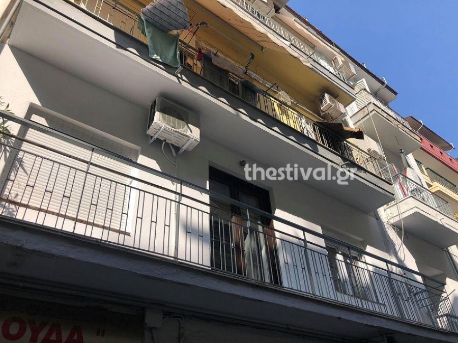 Βουτιά θανάτου για 83χρονη στη Θεσσαλονίκη