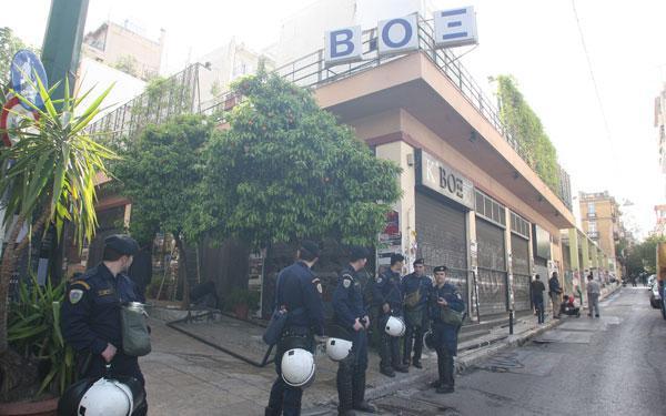 Εξάρχεια: Πράσινο φως απ' την Εισαγγελία Πρωτοδικών Αθήνας για εκκένωση του ΒΟΞ