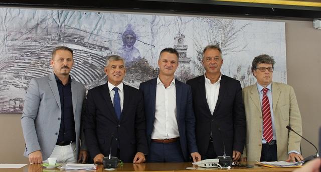 Το νέο προεδρείο του Περιφερειακού Συμβουλίου Θεσσαλίας