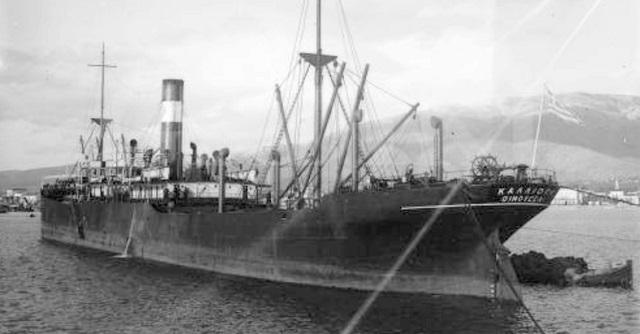 Στις θάλασσες της Μαγνησίας: Ναυάγια ατμόπλοιων στον Μεσοπόλεμο (Μέρος Α΄)