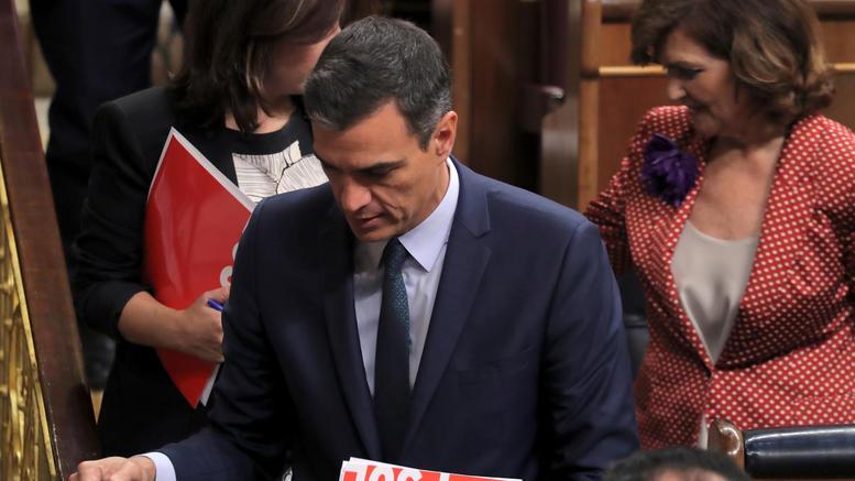 Προς εκλογές η Ισπανία, δεν τα βρίσκουν σοσιαλιστές και Podemos
