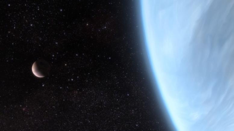 Νερό σε εξωπλανήτη ανακάλυψαν επιστήμονες με επικεφαλής τον Άγγελο Τσιάρα