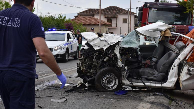 Τροχαία: 130.000 νεκροί, 350.000 ανάπηροι, 2 εκατ. τραυματίες στην Ελλάδα