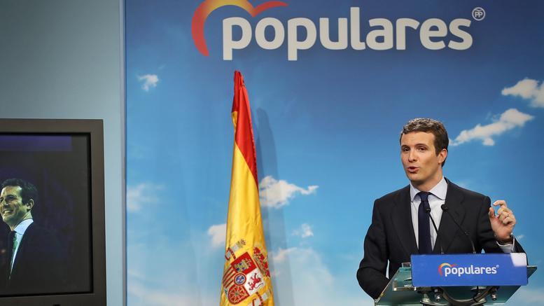 Ρήγμα στην ισπανική δεξιά από την πρόταση για μεγάλη συμμαχία