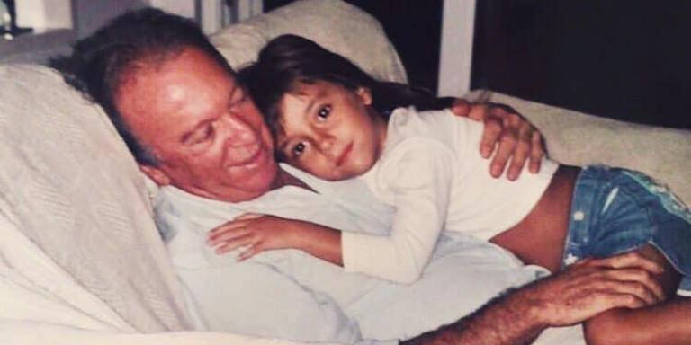 Το «αντίο» στον Δημήτρη Ρίζο από την κόρη και τη σύζυγό του