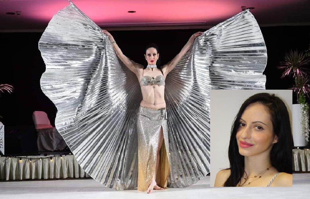 ΜΑΡΙΤΑ ΤΣΑΤΣΟΥ: Χορεύει και μαγεύει και εκτός συνόρων
