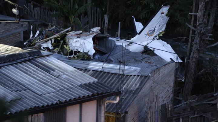 Τουλάχιστον 7 νεκροί από συντριβή μικρού αεροπλάνου στην Κολομβία