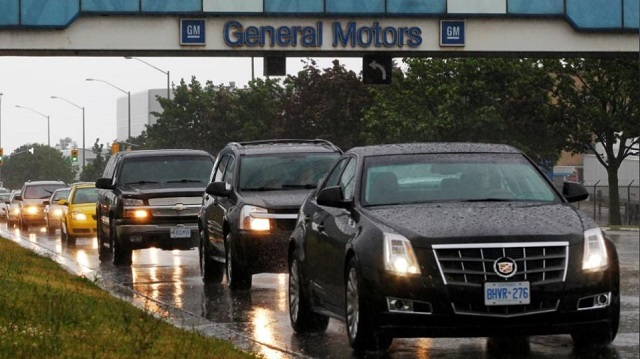 General Motors: Σε απεργία 48.000 εργαζόμενοι- Σε κίνδυνο η παραγωγή αυτοκινήτων στις ΗΠΑ