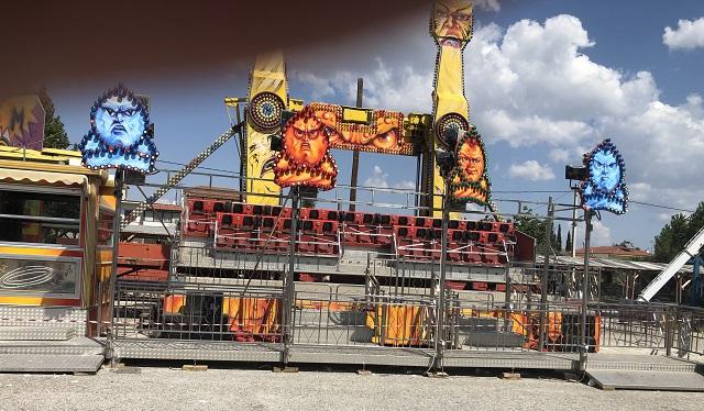 Νέες καταγγελίες για το λούνα παρκ του τρόμου στον Αλμυρό
