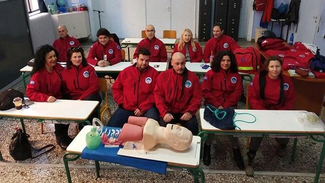 Δύο χρόνια προσφοράς συμπληρώνει το Ελληνικό Σώμα Ερευνας και Διάσωσης