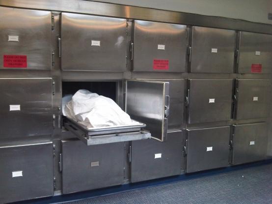 Μακάβρια ανακάλυψη: Τα πτώματα κινούνται για πάνω από ένα χρόνο μετά το θάνατο