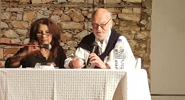 Εκδήλωση προς τιμή του Δημήτρη Νόλλα στη Σκόπελο