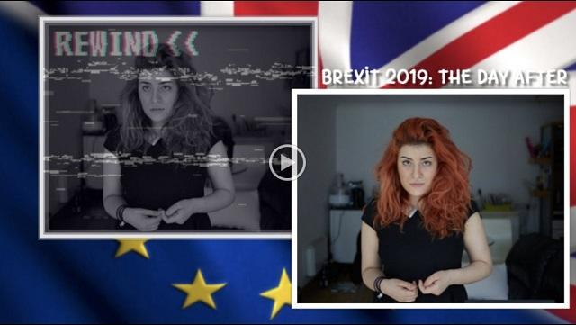 Βίντεο - «γροθιά» από 25χρονη Βολιώτισσα για τον αντίκτυπο του Brexit