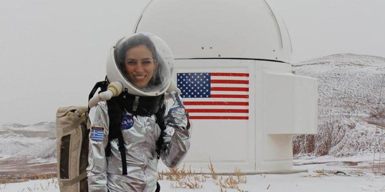 Σάλος για την ερευνήτρια Ελένη Αντωνιάδου: Καθηγητής αμφισβητεί ότι εργάζεται στη ΝΑSA