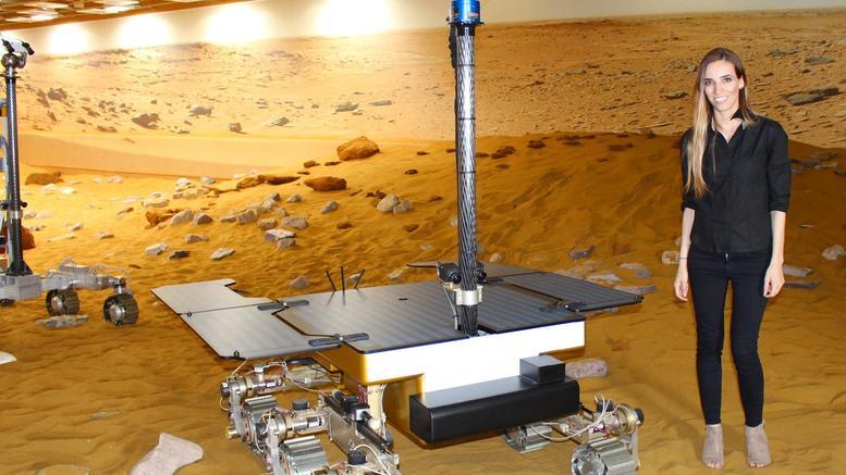 Τι απαντάει η Αντωνιάδου για τη συνεργασία της με τη NASA