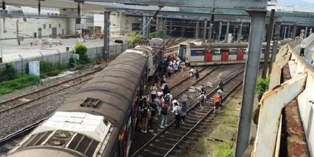 Χονγκ Κονγκ: Οκτώ τραυματίες μετά τον εκτροχιασμό συρμού του μετρό