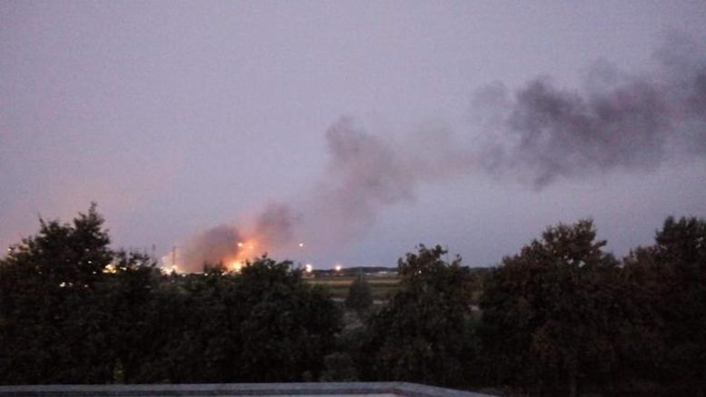 Εκρηξη σε διυλιστήρια της ΕΝΙ στην Ιταλία
