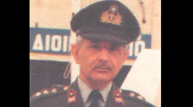 Απεβίωσε ο Ταγματάρχης ε.α. Μαρίνος Κουτράκης