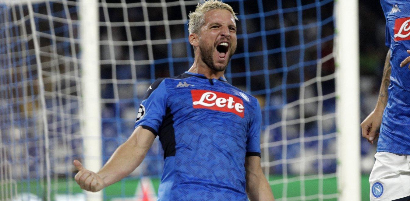Champions League: Η Νάπολι λύγισε την πρωταθλήτρια Ευρώπης Λίβερπουλ