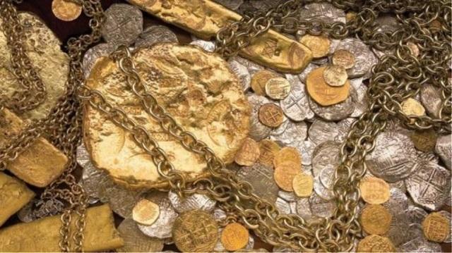 Οι Ελληνες στο κυνήγι του χαμένου θησαυρού