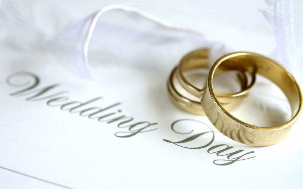 Πλήρης ενημέρωση για αναγγελίες γάμων, αρραβώνων