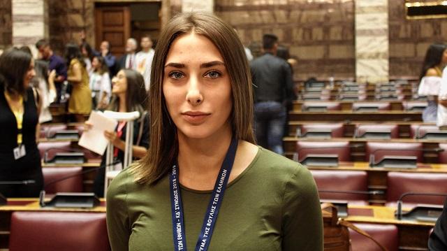 Εφηβη βουλευτής από τον Βόλο: «Μη μας στερείτε το μέλλον μας»