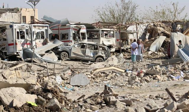 Αφγανιστάν: Σκότωσαν κατά λάθος τουλάχιστον 30 αμάχους