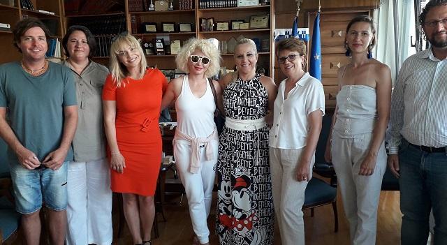 Στον Βόλο Ρουμάνοι δημοσιογράφοι και bloggers