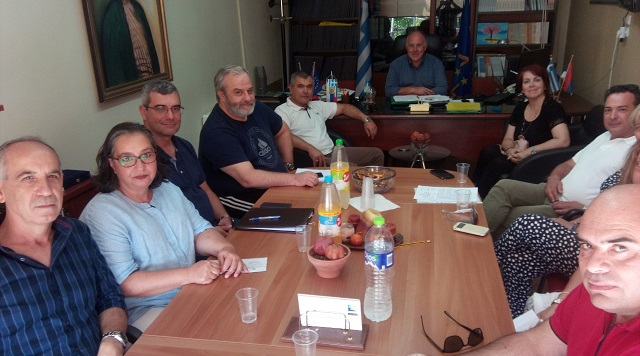 Δημ. Νασίκας: «Αρωγός ο Δήμος προς την εκπαιδευτική κοινότητα»