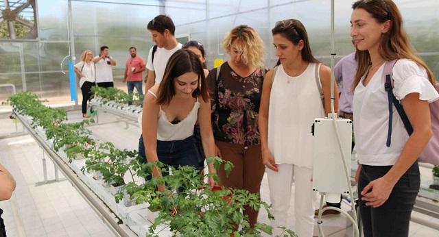 Αγρόκτημα του Πανεπιστημίου Θεσσαλίας με καινοτόμες εφαρμογές