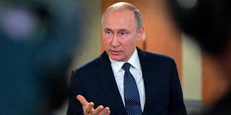 Ρωσία: Συνελήφθη ο σαμάνος που ήθελε να εξορκίσει τον Βλάντιμιρ Πούτιν -«Είναι δαίμονας»