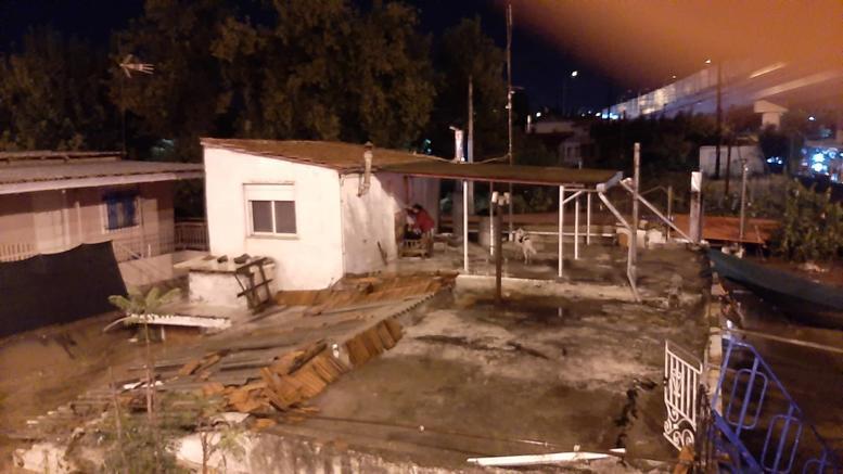 Πλημμύρες στη Θεσσαλονίκη -Ποιες περιοχές θα επηρεαστούν σήμερα