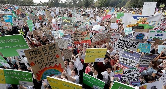 Παγκόσμια Απεργία για το κλίμα: Μαζικές κινητοποιήσεις σε όλο τον κόσμο