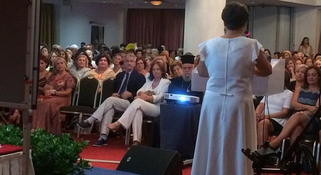 Παπανάτσιου: Το Λύκειο Ελληνίδων συνδράμει στην ανάδειξη της πολιτιστικής μας κληρονομιάς