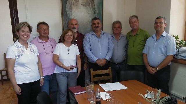 Στενή συνεργασία Δήμου Ν. Πηλίου με τους Διευθυντές Σχολικών Μονάδων