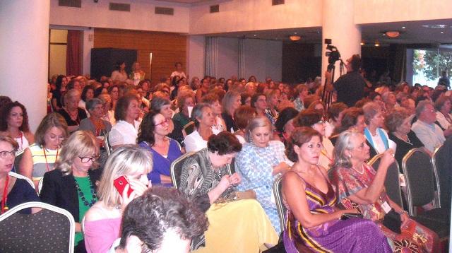 Με επιτυχία το 19ο πανελλήνιο συνέδριο του Λυκείου Ελληνίδων Βόλου