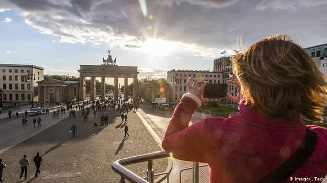 Πόλος έλξης Ελλήνων τουριστών η Γερμανία