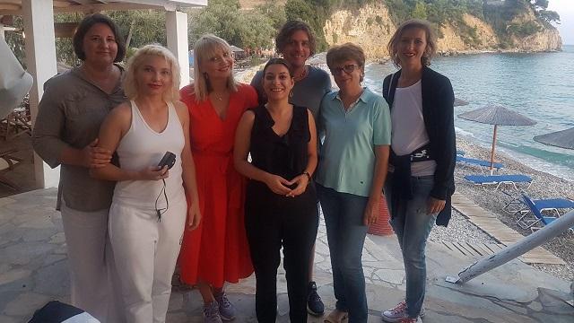 Γοητευμένοι από την Αλόννησο Ρουμάνοι δημοσιογράφοι