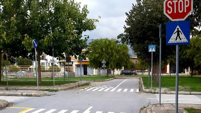Αναβαθμίζεται το πάρκο κυκλοφοριακής αγωγής στη συνοικία της Νεάπολης