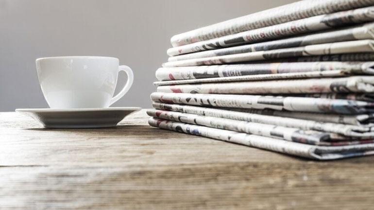 Τα πρωτοσέλιδα & τα οπισθόφυλλα των κυριακάτικων εφημερίδων