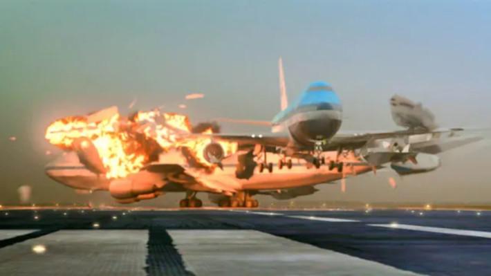 Η μεγαλύτερη αεροπορική τραγωδία όλων των εποχών δεν συνέβη στον αέρα