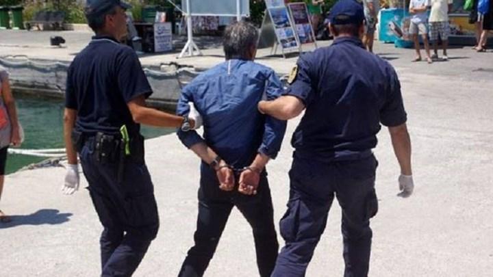 Σύλληψη για παράνομη οπλοφορία στο Βόλο