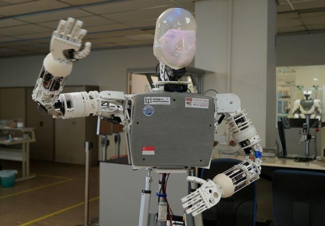 Νέο ρεκόρ το 2018 στις πωλήσεις βιομηχανικών ρομπότ παγκοσμίως
