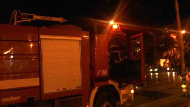 Εντοπίστηκε νεκρός σε αυτοκίνητο που κάηκε στα Πατήσια