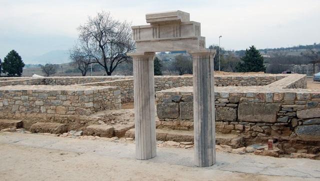 Παράσταση στο αρχαίο θέατρο Δημητριάδος