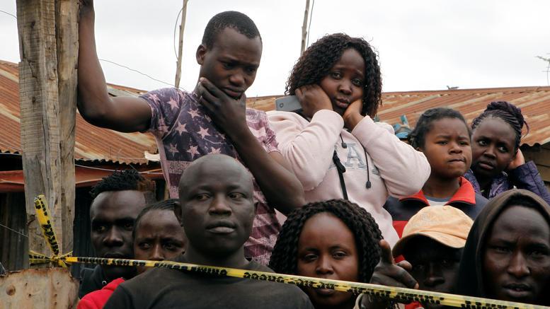 Κατέρρευσε αίθουσα σχολείου στην Κένυα -Επτά νεκροί