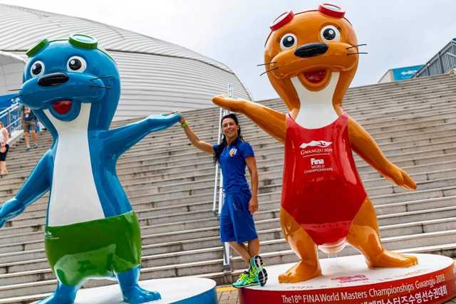 Στη Νότια Κορέα η Βολιώτισσα κολυμβήτρια Ναταλία Βαλαμουτοπούλου