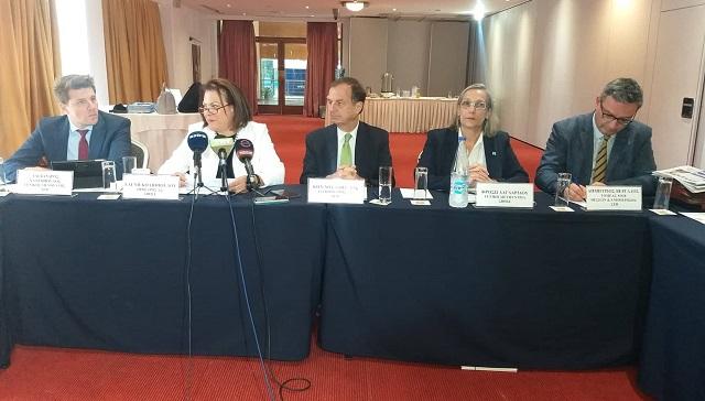 Κολιοπούλου: ΑΓΕΤ και Χαλυβουργία τηρούν το νόμο «κατά γράμμα»
