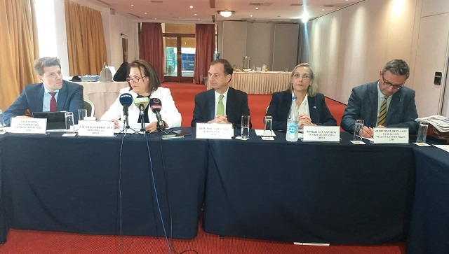 Οι προκλήσεις για την ελληνική βιομηχανία στην περιφέρεια στο επίκεντρο της στρατηγικής συνεργασίας ΣΘΒΣΕ–ΣΕΒ