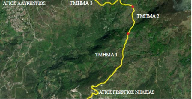 Νέες οδικές συνδέσεις προωθεί ο Δήμος Νοτίου Πηλίου